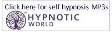 Self hypnosis MP3s